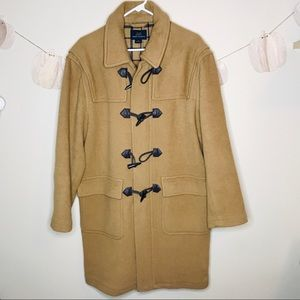 Brooks Brothers 346 peacoat jacket coat trench